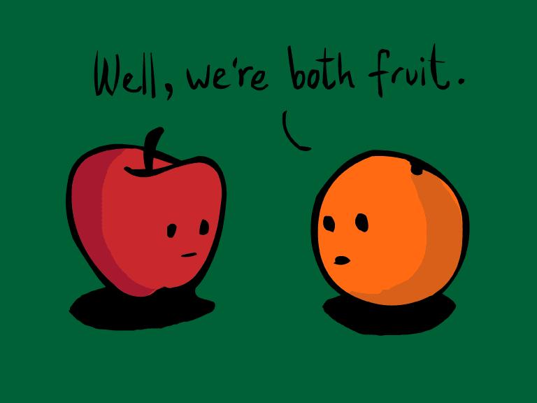 چطور عادت مقایسه کردن را کنار بگذاریم