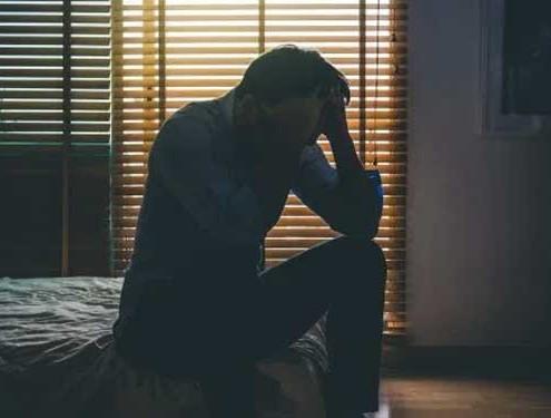 احساس افسردگی میکنم
